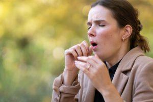 urineverlies bij hoesten